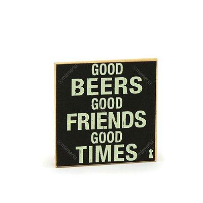 Imã Porta Copo Good Beers