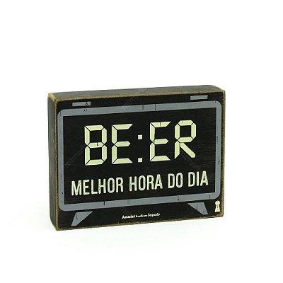 Quadro Box Beer 15x20