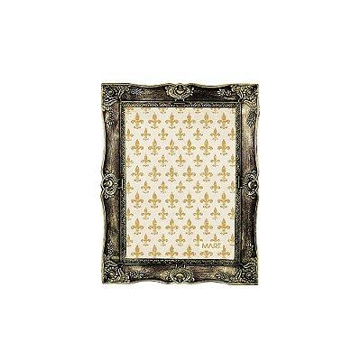 Porta Retrato Vintage Dourado Envelhecido 10x15