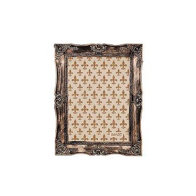 Porta Retrato Vintage Cobre Envelhecido 10x15
