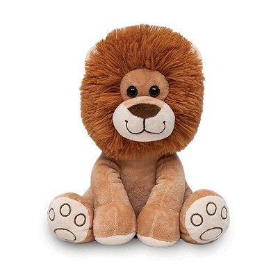 Leão de Pelúcia Meu Leãozinho