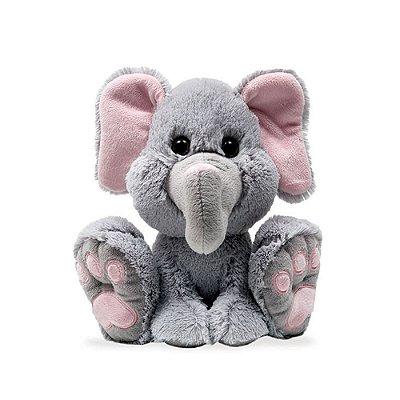 Elefante de Pelúcia Elefantinho Pegada