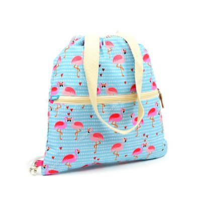 Mochila Bag Flamingo