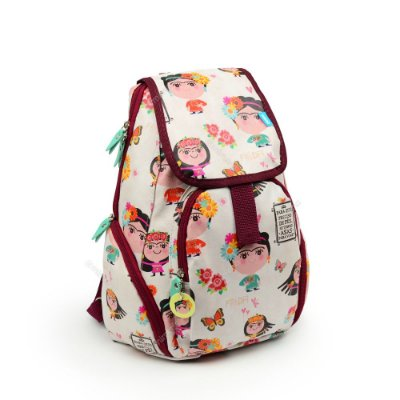 Mochila Pocket Frida