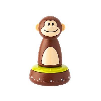 Timer de Cozinha Mecânico Macaco Joie