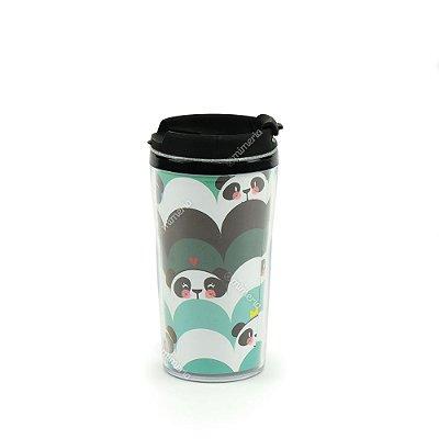 Copo Térmico Panda