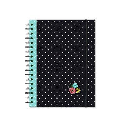 Caderno Colegial Poá 96 folhas