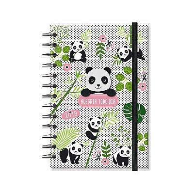 Agenda Diária Panda Média 2019