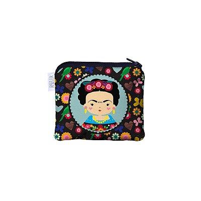 Porta Moedas Frida Color