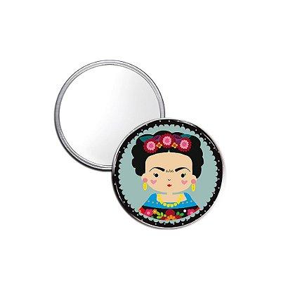 Espelho Pocket Frida Color