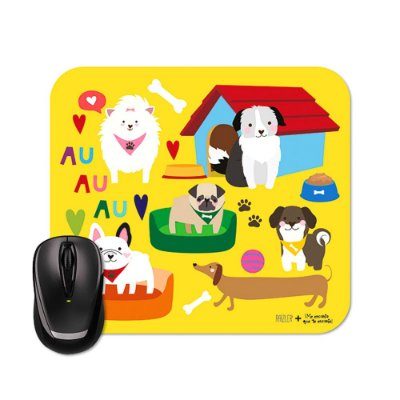 Mouse Pad Cachorros