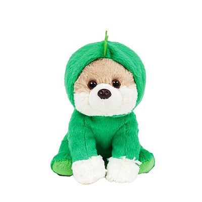 Cachorro Lulu da Pomerânia de Pelúcia Dino