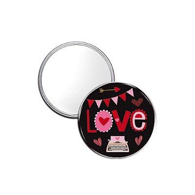 Espelho Pocket Love