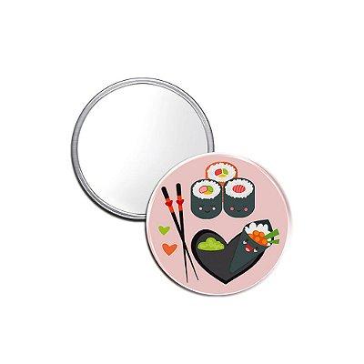 Espelho Pocket Sushi