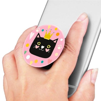 Pop Socket para Celular Gatos