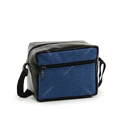 Bolsa Térmica Pequena Azul Jeans