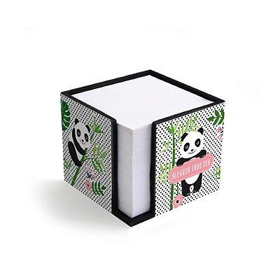 Porta-Lembretes Decorado Panda