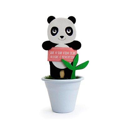 Mini Vaso Panda