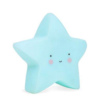 Luminária Estrela Azul Baby