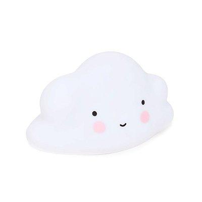 Luminária Nuvem Branca Baby