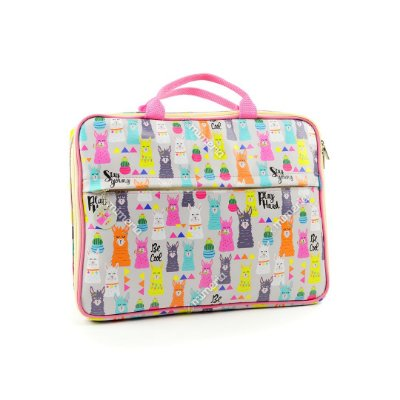 "Case Estampado para Notebook 15"" Lhama"