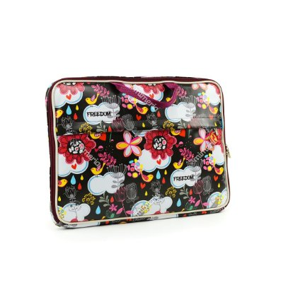 "Case Estampado para Notebook 15,6"" Freedom"