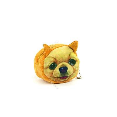 Porta Moedas Estampado Cachorro Chihuahua