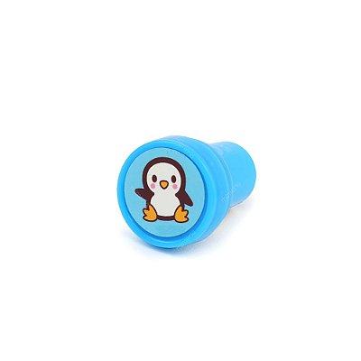 Carimbo Pets Pinguim