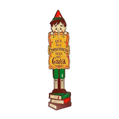 Marcador de Livro Pinocchio