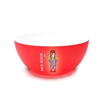 Bowl de Cerâmica Pets Rock Glam