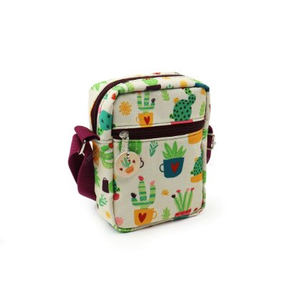 Bolsa Transversal Shoulder Bag Cactus
