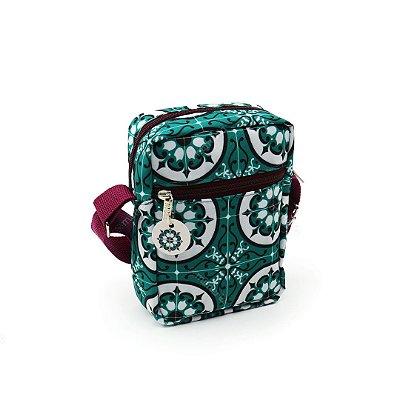 Bolsa Transversal Shoulder Bag Ladrilho