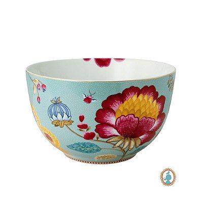 Tigela 23 Azul Floral Fantasy Pip Studio