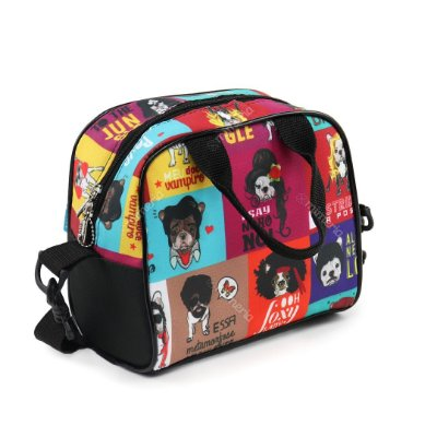 Bolsa Térmica Daily Monsters of Dog