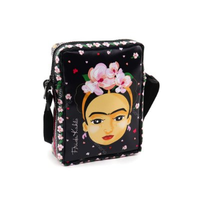 Bolsa Transversal Shoulder Bag Frida Kahlo Fridinha