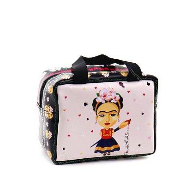 Bolsa Térmica Pequena Frida Kahlo Fridinha