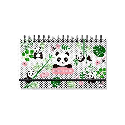 Agenda 2020 Semanal Panda Mini