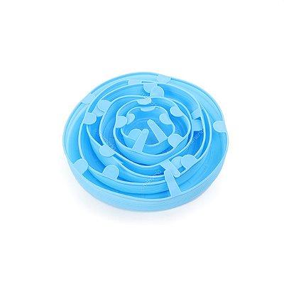 Kit de Tampas Herméticas de Silicone 6 Peças Azul