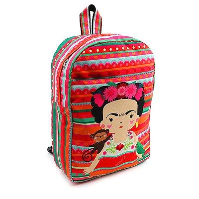 Mochila Frida Colores