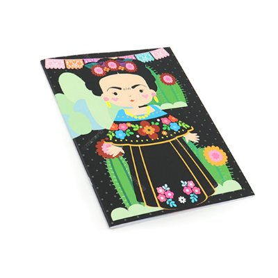 Planner Mensal Frida Color