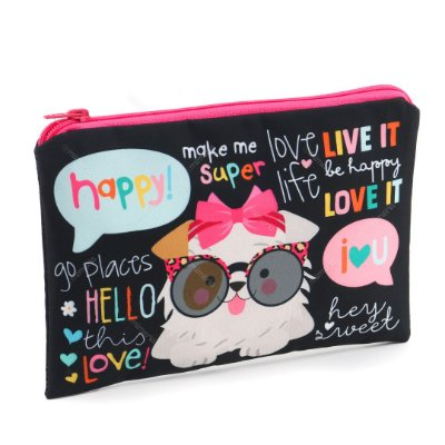 Necessaire Happy Cachorro Grande