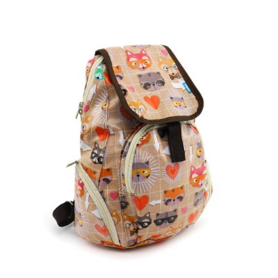 Mochila Pocket Guaxinim Craft