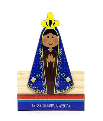Escultura Nossa Senhora Aparecida Grande