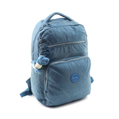 Mochila para Notebook Crinkle Azul