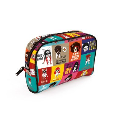 Necessaire de Viagem Grande Monsters of Dog