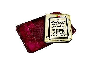 Porta Documentos Frida