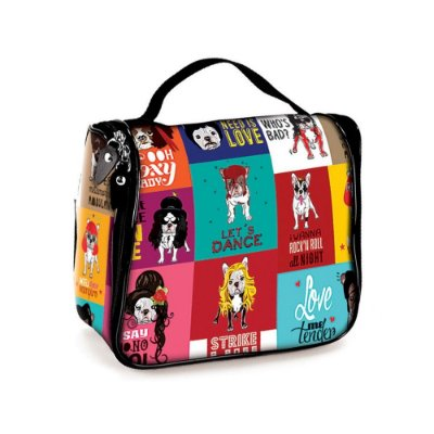 Necessaire Ganchinho Monsters Of Dog