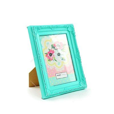 Porta Retrato Vintage Candy Verde 13x18