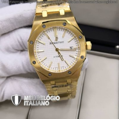 RELÓGIO AUDEMARS PIGUET GOLD - 267AT9G7W