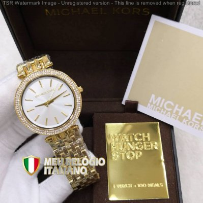 Michael Kors MK3191 c/ Pedras - Y27XDFKSX